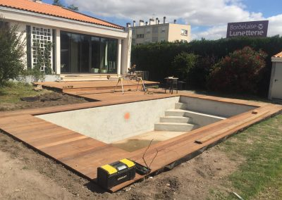 Construction Terrasse Itauba – Pessac
