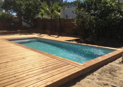 Construction Terrasse Pin Brun – La Teste